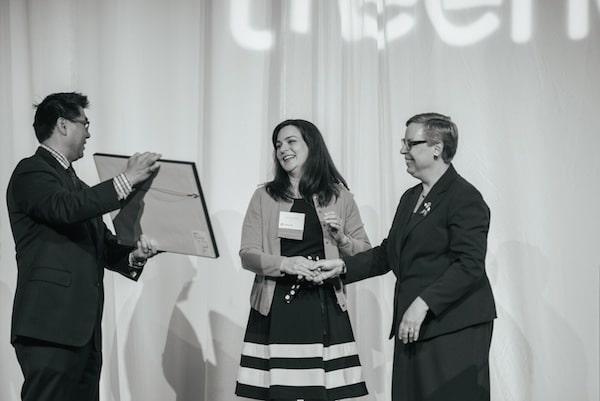 Microsoft Accepting Corporate Sponsor Award