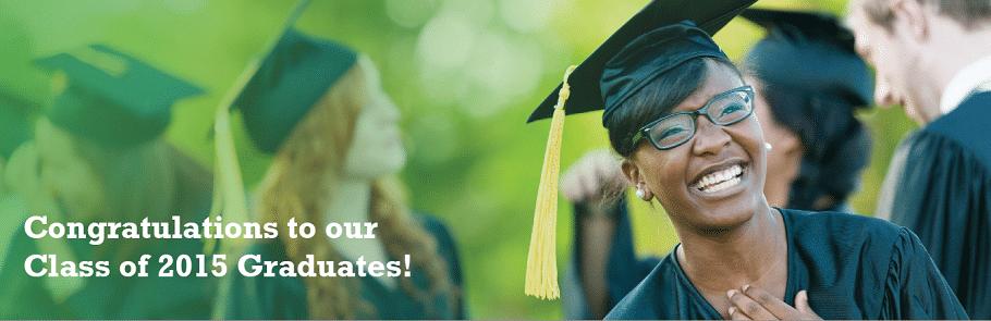 2015 Congrats Grads