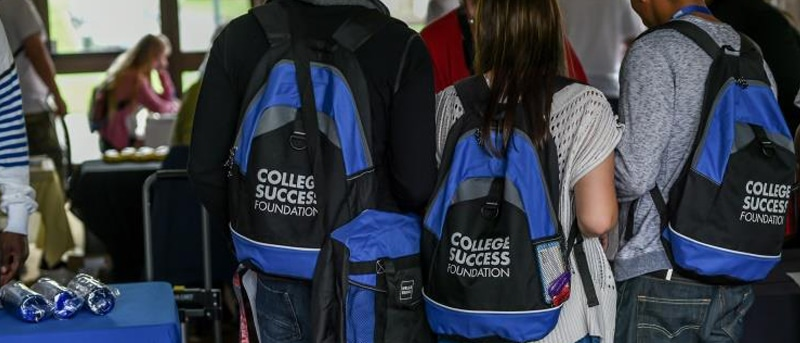 College Success Foundation and Treehouse partner to send kids to college