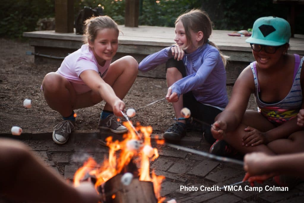 YMCA Camp Coleman Provides Scholarships for Treehouse Kids